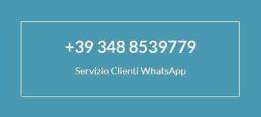 Servizio Clienti Whatsapp
